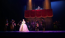 "A photo of ""La Cenerentola,"" courtesy of San Diego Opera."
