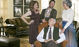 "A promotional photo of ""The Cocktail Hour"" courtesy of North Coast Rep."