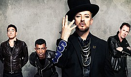 Promotional photo of Culture Club.