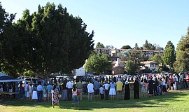 Photo of La Mesa International Day of Peace .