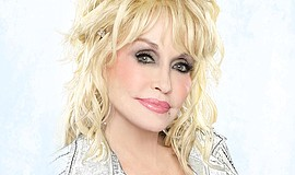 Promotional photo of Dolly Parton. Courtesy of Dolly Records.