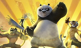 "A photo of a movie still from ""Kung Fu Panda,"" courtesy of DreamWorks Animation."