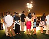 Promotional photo of guests on a Flagship cruise enjoying the fireworks show. Courtesy of Flagship Cruises & Events.