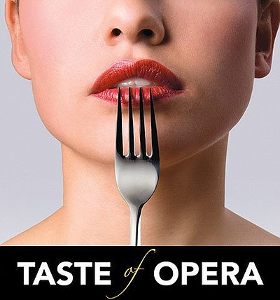 Promotional photo for San Diego Opera's Taste Of Opera.