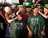 Promotional photo of Shave-A-Thon participants. Courtesy of St. Baldrick's Foundation.