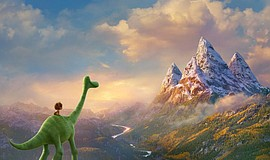 "Promotional photo for movie, ""The Good Dinosaur,"" courtesy of IMDB."
