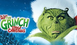 "Promotional graphic for the film ""How the Grinch Stole Christmas."" There will..."