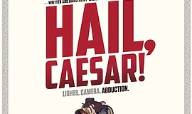 """Hail, Caesar"" movie poster."