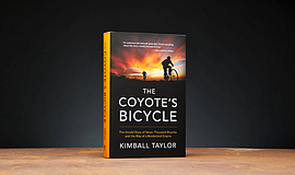"Promotional photo of the hardcover edition of Kimball Taylor's ""The Coyote's ..."