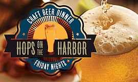 Promotional photo for Flagship's Hops on the Harbor. Courtesy of Flagship Cru...