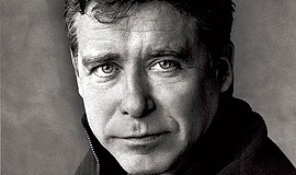 A promotional photo of author Jay McInerney.