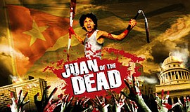 "Promotional graphic for the film, ""Juan Of The Dead."" Directed by Alejandro B..."