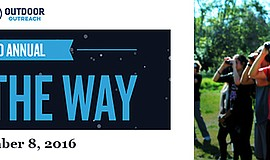 Promotional graphic for the second annual Lead the Way event.