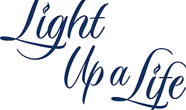 Promotional graphic for Light Up A Life.