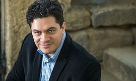 A photo of conductor Cristian Macelaru, courtesy of the San Diego Symphony.