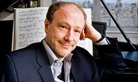 A promotional photo for An Evening with Marc-André Hamelin program, courtesy ...