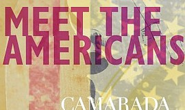 Promotional graphic for Meet the Americans.