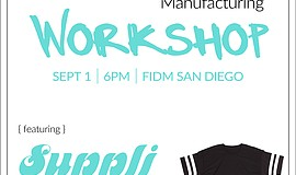 Promotional flyer for the FAB Authority™ Workshop Featuring Suppli Company.