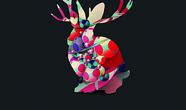 Promotional graphic for Miike Snow.
