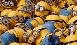 "Promotional photo for movie, ""Minions,"" courtesy of IMDB."