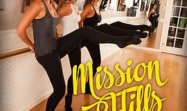 Promotional photo of students at Mission Hills Studio Barre.