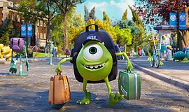 "Promotional photo for movie, ""Monsters University,"" courtesy of IMDB."