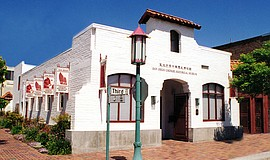 Promotional photo of the San Diego Chinese Historical Museum.
