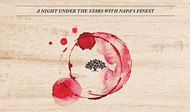 Promotional graphic for the Napa Valley Vintner Series.