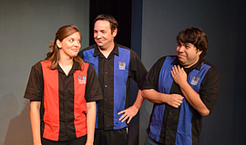 Promotional photo for the National Comedy Theatre.
