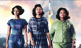 "Janelle Monae, Taraji P. Henson and Octavia Spencer in ""Hidden Figures."""