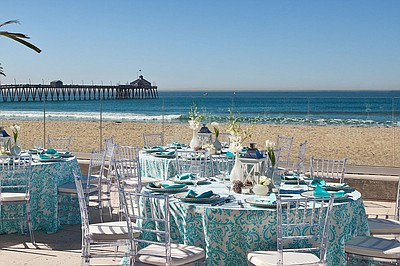 Promotional photo of SEA180° Coastal Tavern's outdoor sea...
