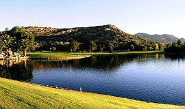 Promotional photo of the San Vicente Golf Resort golf course.