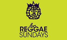 Promotional graphic for Reggae Sundays.