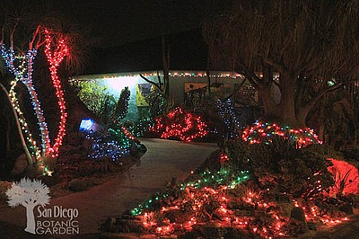 Garden Of Lights December 30 2016 KPBS
