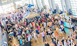 Promotional photo of last year's San Diego Spirits Festival, courtesy of San ...