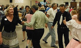 Promotional photo for Sandpipers Square Dance Club