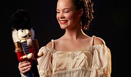 "A promotional photo of ""The Nutcracker"" courtesy of San Diego Civic Youth Bal..."