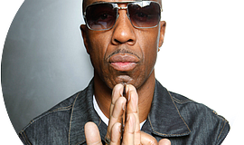 Promotional photo of comedian JB Smoove. He will perform at The American Come...