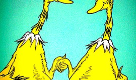 "An illustration from Dr. Seuss' ""The Sneetches,"" courtesy of the San Diego Sy..."