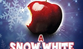 "A promotional poster for ""A Snow White Christmas."""