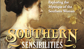 """Southern Sensibilities"" promotional flyer."