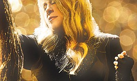Promotional photo for the Stevie Nicks: 24 Karat Gold Tour.