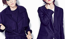 Promotional photo of the Indie Rock group Tegan and Sara.