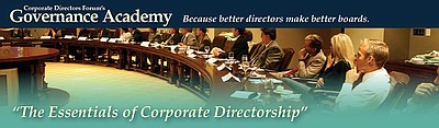 "Promotional banner for ""The Essentials of Corporate Dicta..."