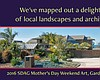 Promotional landscape photo for the Mother's Day Weekend Art, Garden & Studio Tour. Courtesy of San Dieguito Art Guild.