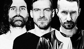 Promotional photo of the indie electro-pop trio, Miike Snow. They will perfor...