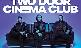 Promotional photo of Two Door Cinema Club.