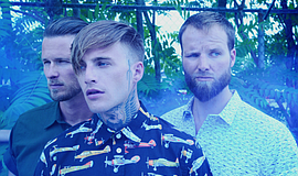 Promotional photo of the Grammy nominated group, Highly Suspect. Courtesy of ...