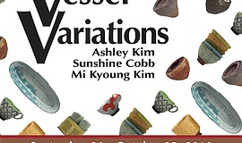 Promotional graphic for Vessel Variations.