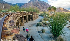 Promotional photo of Borrego Springs. Credit: Ernie Cowan. Courtesy of Anza-B...